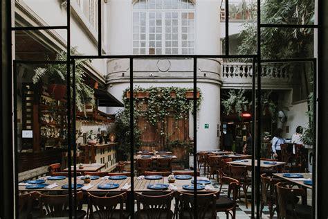 Roma Mexico City Top 10 Restaurants In Roma Mexico City