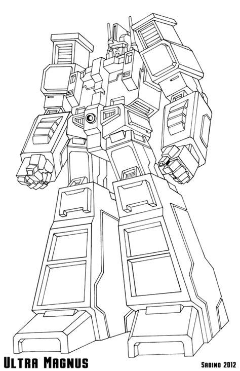Kleurplaat Rescue Bots Station by Kleurplaten Transformers Rescue Bots Transformers