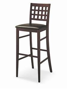 Tabouret Haut En Bois : cb1189 suite tabouret haut connubia calligaris en bois assise en simili cuir hauteur assise ~ Teatrodelosmanantiales.com Idées de Décoration