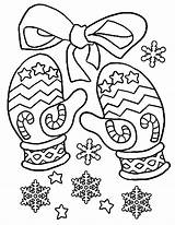 Mittens Coloring Pages Winter Mitten Colouring Christmas Jan Brett Gloves Drawing Printable Rabbit Outline Printables Luna Valentine Characters Getcoloringpages Getdrawings sketch template