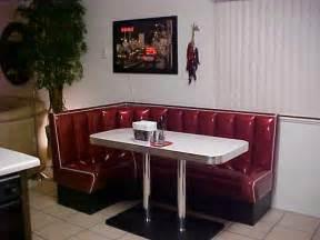 Kitchen Diner Booth Ideas by L Shaped Diner Booths Restaurant Diner Kitchen 1950 S