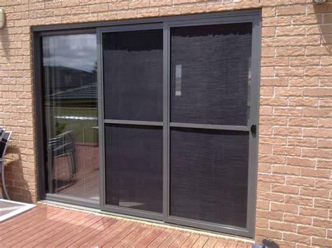 Flyscreen Door & Pair Of Flyscreen Doors With Rebate