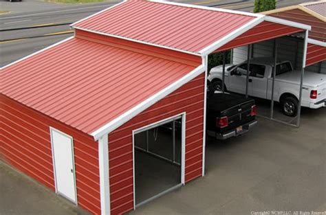 small metal barns west coast metal buildings home carports garages