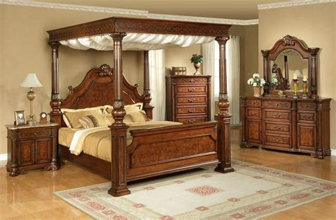 Wood Canopy Bedroom Sets by Black Bed Canopy Size Canopy Bed Frame Solid Wood