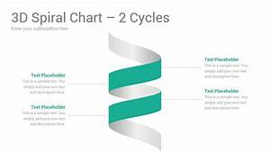 Spiral Charts Powerpoint Template Diagrams Designs