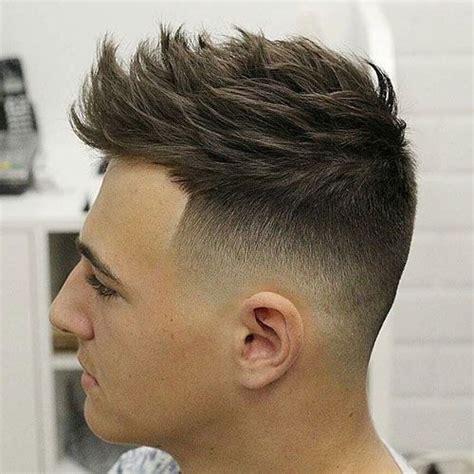 edgy mens haircuts  update fade haircut
