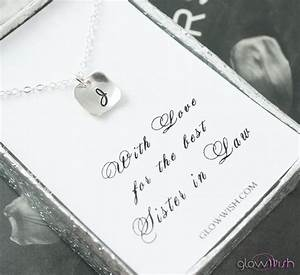gift for sister in law new sister in law wedding gift sister With wedding gift for sister