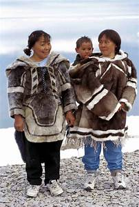 Inuit Traditional Clothing and Kamiits | All Things Quebec