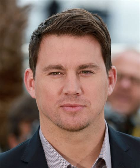 Channing Tatum Hairstyles for 2018   Celebrity Hairstyles