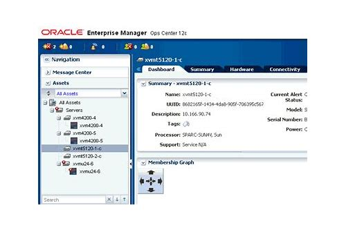 Oracle enterprise manager ops center download :: reptifimi