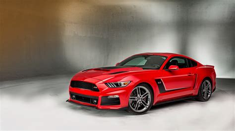 1080p Ultra Hd Mustang Wallpaper by Roush Ford Mustang Rs 2015 Wallpaper Hd Car Wallpapers
