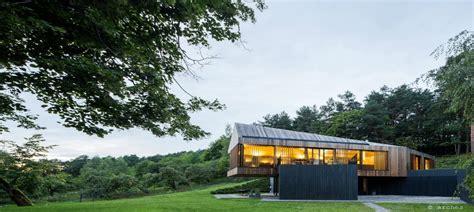 unique places   world wooden house surrounded  nature