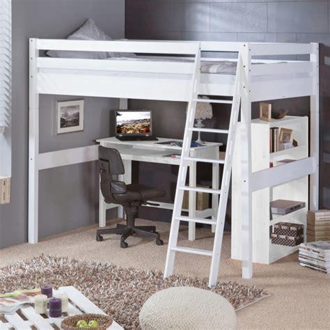 charmant chambre avec lit mezzanine 2 places avec design
