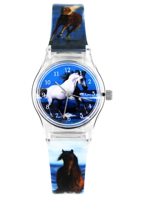 kinderuhr pferd armbanduhr kinder uhren pferde armband uhr