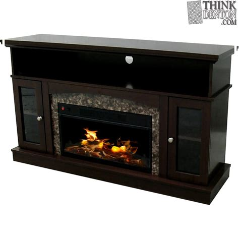 portable fireplace tv stand walmart electric fireplace tv stand hd home wallpaper