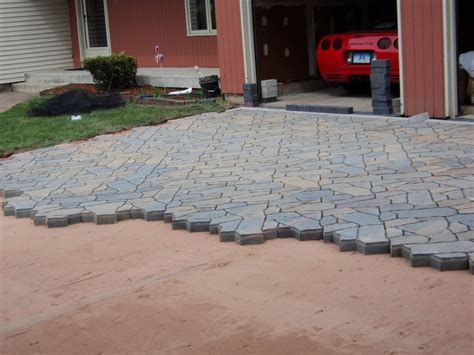 pictures of driveways with pavers ct paver driveways connecticut stone driveways e a quinn
