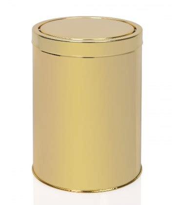 poubelle de salle de bain en inox brillant carr 233 1 5l wadiga