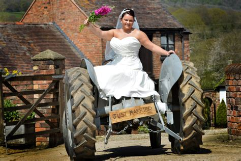 Shropshire Farm Weddings shortlisted for two industry awards