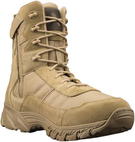 Army Semi Boot altama 305302 s vengeance sr 8in lightweight side zip