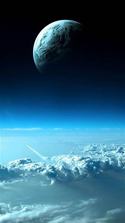 Iphone Space Wallpapers Planet Ipad Science G2