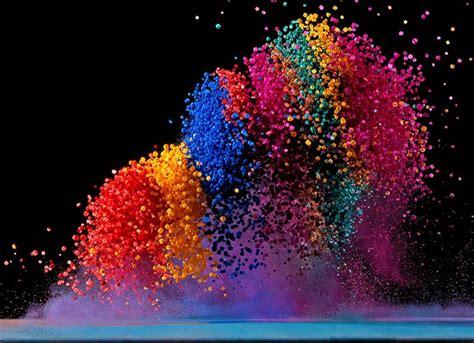 fabian oefner la forma del colore