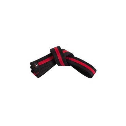Belt Belts Striped Deluxe Stripe Martial Arts