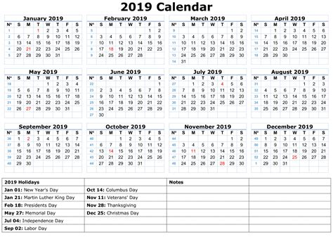 printable calendar holidays printable calendar