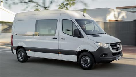 2019 Mercedes Sprinter Is A Jack Of All Trades