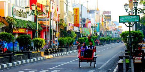 romantic becak  malioboro street jogja giewahyudi