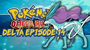 Pokémon Omega Ruby and Alpha Sapphire Delta Episode! #14 ...