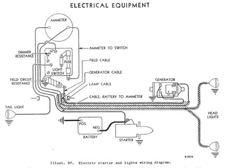 Farmall H Charging System Diagram by Battery Not Charging Yesterday S Tractors