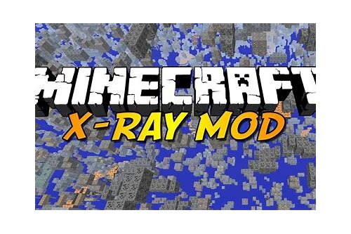 minecraft 1.6.4 xray download