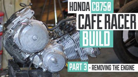 Honda Cb750 Cafe Racer Part 3