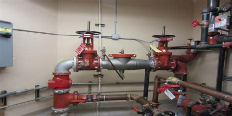fire sprinkler system backflow assembly tester training