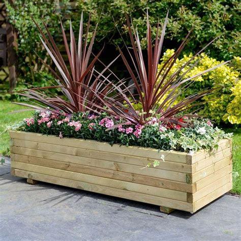 large rectangular planters planters interesting rectangular flower pots large