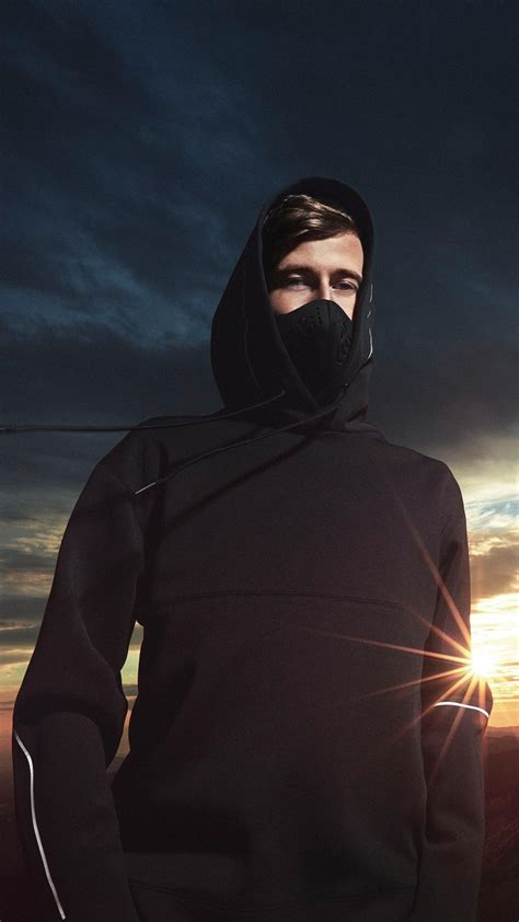 wallpaper alan walker    wallpaper