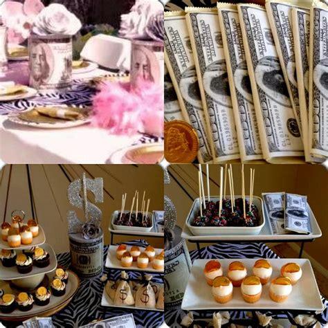 money theme party birthday party themes unicorn