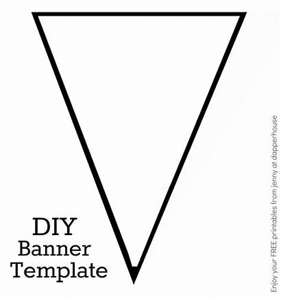 Banner Printable Template Diy Banners Own Party