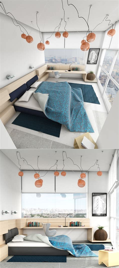 21 Cool Bedrooms For Clean And Simple Design Inspiration by 21 Cool Bedrooms For Clean And Simple Design Inspiration
