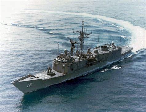 Frigate Photo Index FFG-12 USS GEORGE PHILIP