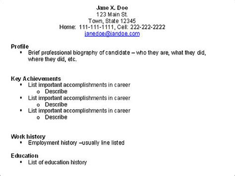 How To Type Your Resume by Resume Type Decoder Boston