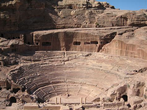 Many Means A Rose Red City Petra Jordan