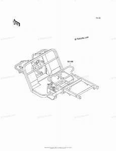 34 Kawasaki Mule 550 Parts Diagram