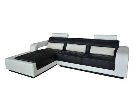 canapé noir et blanc pas cher photos canapé design pas cher noir et blanc
