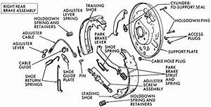 Solved  I Need The Rear Brake Diagram On A 1988 Jeep
