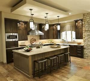 Kitchen island decorating ideas floor to ceiling windows for Kitchen decorating ideas for the kitchen island