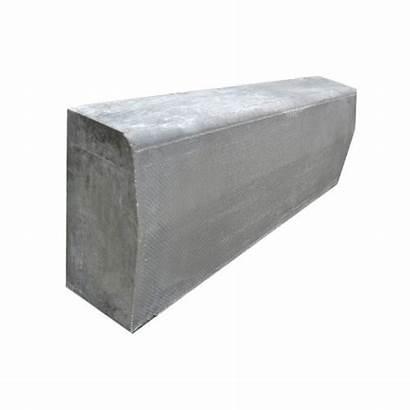 Kerb Stone Concrete Flush Stones Cement Road