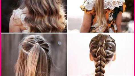 Easy Cool Hairstyles : Classy To Cute 25 Easy Hairstyles