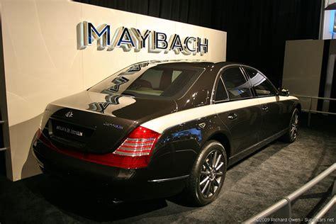 2009 Maybach 57 Zeppelin