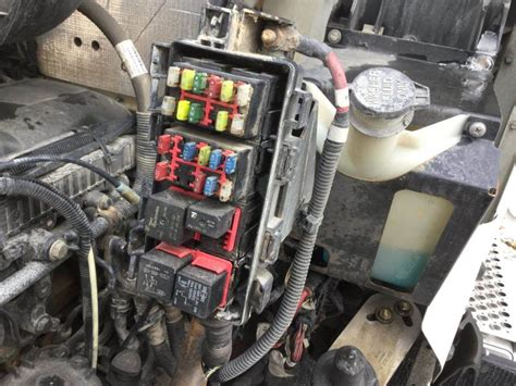 Kw T800 Fuse Box by 2014 Kenworth T800 Fuse Box For Sale Spencer Ia